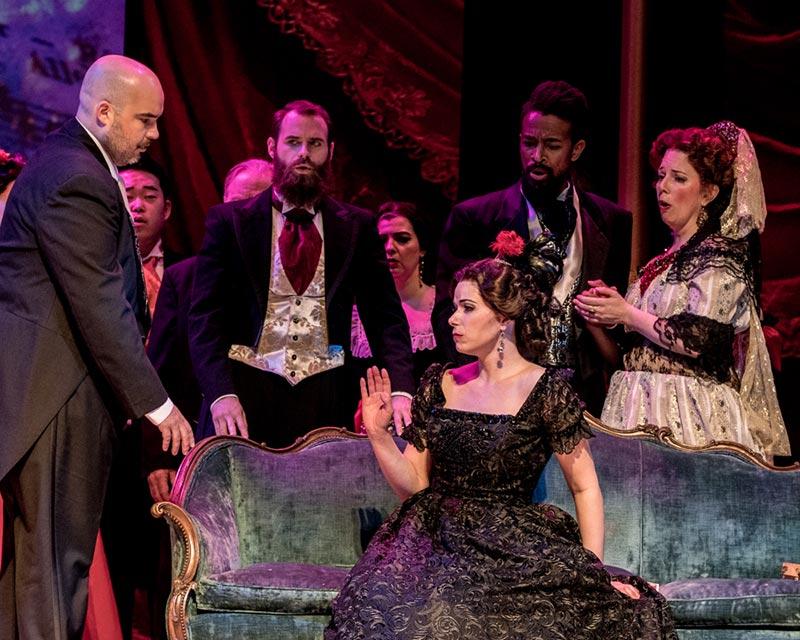 Traviata Opera