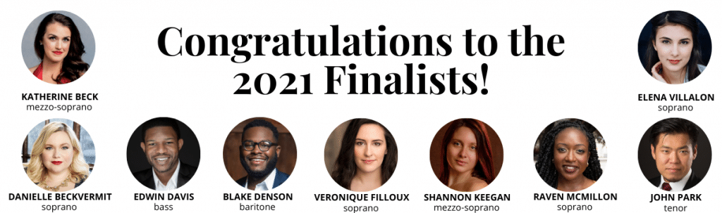 Congratulations to the 2021 Finalists